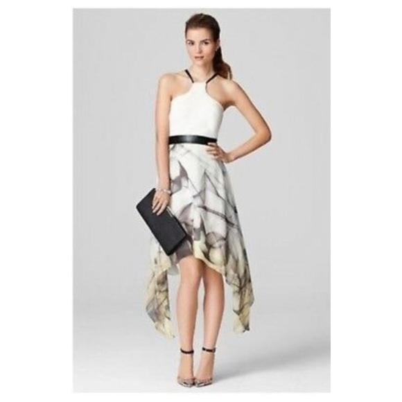 Milly Dresses & Skirts - Milly of New York Breene Silk and lamb watercolor